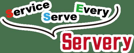 service serve every servery